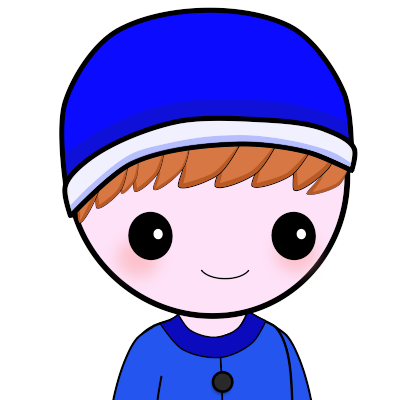 Picture of cartoon boy